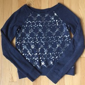 Hollister sweatshirt sweater XS